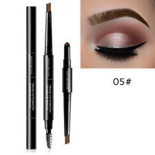 3 in1 Pro Multi functional Eyebrows Set Waterproof Brow Pencil Powder Brush 2018