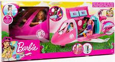 Mattel gjb33-barbie dreamhouse Adventures viaje sueño avión con muñeca nuevo