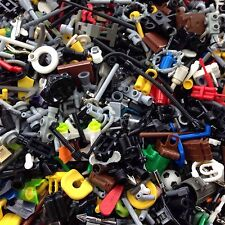 500X LEGO / Random GRAB BAG LOT Of Accessories / 500 Pcs / Weapons / Tools /City