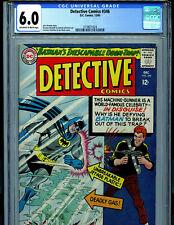 Detective Comics #346 CGC 6.0 Batman DC Comics 1965 Amricons B12