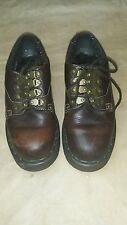Dr. Doc air wair Martens Lace Oxford Pulley Eyelets 8579 Women's Sz (UK5) (USA7)
