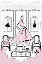 Fashion House 4 Mini Notebooks by Megan Hess (Paperback, 2013)