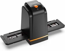 135 Film Slide Scanner Converts Negative,Slide&Film to Digital Photo,Supports MA