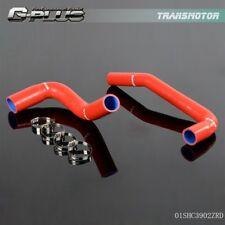 Silicone Radiator Hose Kit For JEEP WRANGLER YJ/TJ 2.4/4.2L 87-06 Red