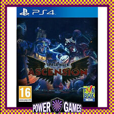 SPACE HULK Ascension PS4 (Sony PlayStation 4) Brand New