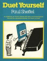 Duet Yourself Paperback Paul Sheftel