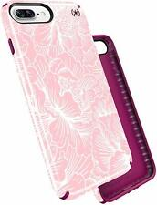 Speck Presidio INKED Case for iPhone 7 Fresh Floral Rose/Magenta Pink
