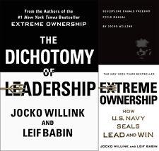 Jocko Willink Kit -Dichotomy + Extreme Ownership ++ 3 + Kit [P.DF - e.Pub]