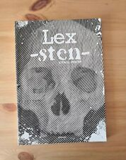 STEN LEX Stencil Poster Prima Edizione Drago 2010