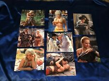 RARE Xena Premiere Photo Club September 2005 Married With Fishsticks Picture Set