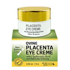 Sheep Placenta Eye Cream with Hyaluronic Acid & Manuka Honey - New Zealand 4 You