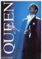 cartolina QUEEN Freddy Mercury postcard - Heroes publishing SPC2387 - pc002