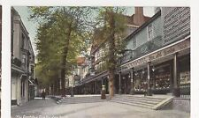 The Pantiles, Tunbridge Wells, H.G. Groves Postcard, A838