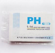 Easy Water Testing 80 Litmus Paper Test Strips Alkaline Acid PH Indicator ODCA