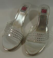 Special Occasions by Saugus Shoe Bridal Dress Shoe #610D Size 9.5