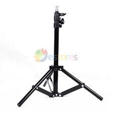 Adjustable 100cm Light Stand Photo Studio Lights Flash Umbrellas Tripod kit