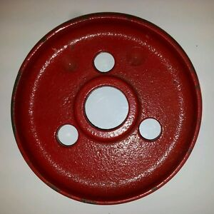 New Holland IDLER WHEEL for Bale Throwers  (Part # 128249)