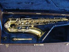 Yamaha YTS 23 Tenor saxophone made in Japan In Excellent Playing Condition