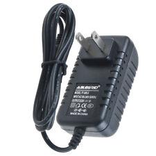 AC / DC Adapter For RadioShack PRO-2018 VHF/UHF/AIRCRAFT Radio Scanner Power PSU