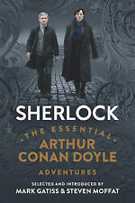 Sherlock: The Essential Arthur Conan Doyle Adventures by Sir Arthur Conan...