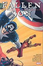 Fallen Son : The Death of Captain America Paperback Jeph Loeb