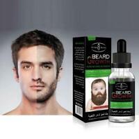 Homme barbe moustache croissance huile sourcils cheveux croissance traitements