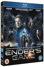 Ender's Game Blu Ray