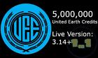 Star Citizen 5,000,000 aUEC (Ver 3.14 Live Alpha UEC)