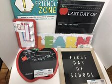 Home School Teacher Classroom Supplies New Lot Of 12 Items Teacher Gift