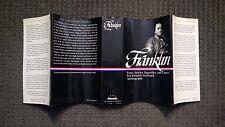Benjamin Franklin Autobiography, Poor Richards Almanac 1st Library of America