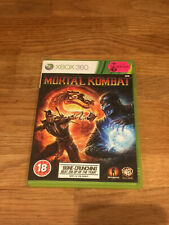 Mortal Kombat (Microsoft Xbox 360, 2011)