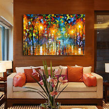 Huge Modern Abstract Art Print Oil Painting Wall Decor Canvas (No Frame) P008