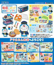 Re-Ment Miniature Japan Doraemon Let/'s Meet at our Playground Full Set of 8 pcs