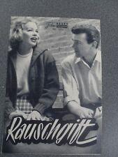 """Neues Film-Programm Nr. 956 """"Rauschgift"""" mit Yale Wexler & Jonathan Haze"""