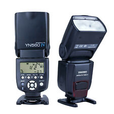 Original Yongnuo YN-560 IV Flash Speedlight For Canon Nikon Pentax Olympus