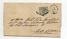 ANTICHI STATI  1867 STATO PONTIFICIO 2 BAJ ROMA 28/5 A/4580