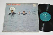 LES JEROLAS Es-tu content? LP 1967 RCA PC-1165 Comedy Pop Chanson Quebec Jérolas