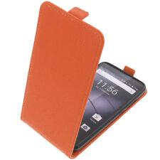 Tasche für Gigaset GS160 / GS170 FlipStyle Handytasche Schutz Hülle Flip Orange
