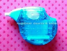 SMIGGLE Glitter Barrel Electric Erasers Rubbers Automatic Eraser - Blue