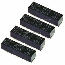 Omron G6A-434P Relay 4PCO, 4PDT PCB Relay 6v coil (Pack of 4)