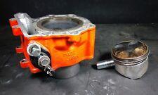 Mojave 250 KSF250 1987 cylinder Jug piston rings pin Tensioner see description