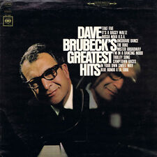 Dave Brubeck – Dave Brubeck's Greatest Hits 1966 - Record Vinyl LP Collectable