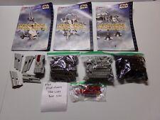 Lego 9754 Mind Storms Star Wars Dark Side - 100% Complete