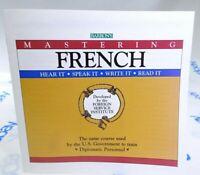 Barron's Mastering French 13 Disc Set SN