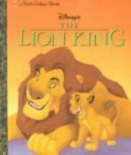 Disney's The Lion King (A Big Golden Book)
