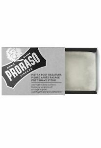 Proraso Alum Stone Post Shave Stone Stops Bleeding 100gr - FREE POSTAGE