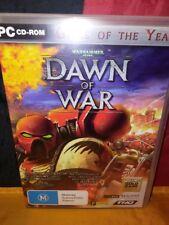 Warhammer 40,000: Dawn Of War PC CD-ROM 3-Discs