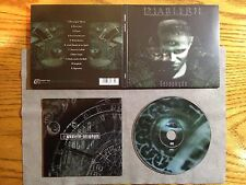 DIABLERIE - SERAPHYDE 2001 1PR DIGIPAK MINT! SAMAEL THE KOVENANT FEAR FACTORY