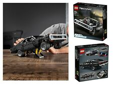 New LEGO Technic 42111 Dom's Dodge Charge R/T de Dom Fast and Furious / Mythique