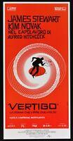 Plakat die Frau die die Lebte Zwei Mal Vertigo Alfred Hitchcock Novak Kino L07